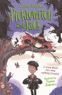 Cover Picklewitch and Jack