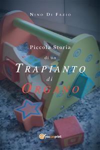 Cover Piccola Storia di un trapianto di organo