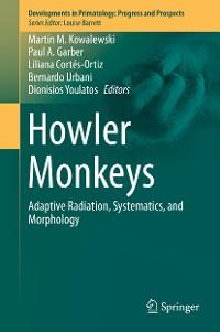 Cover Howler Monkeys