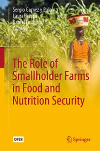 Cover The Role of Smallholder Farms in Food and Nutrition Security