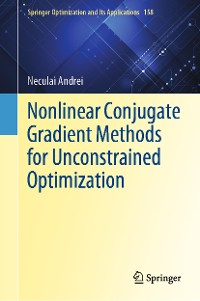 Cover Nonlinear Conjugate Gradient Methods for Unconstrained Optimization