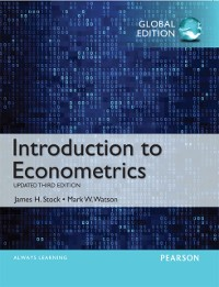 Cover Introduction to Econometrics, Update, Global Edition