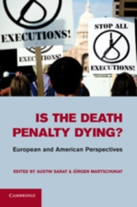 Cover Is the Death Penalty Dying?