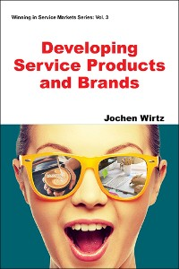 Cover Developing Service Products and Brands