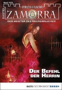Cover Professor Zamorra - Folge 1079