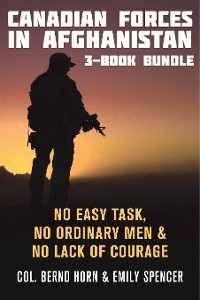 Cover Canadian Forces in Afghanistan 3-Book Bundle