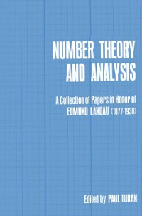 Cover Number Theory and Analysis