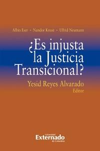 Cover ¿Es injusta la Justicia Transicional?
