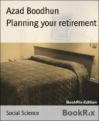 Cover Planning your retirement