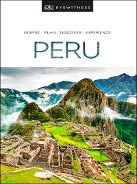 Cover DK Eyewitness Travel Guide Peru