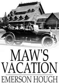 Cover Maw's Vacation