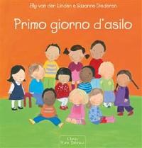 Cover Primo giorno d'asilo