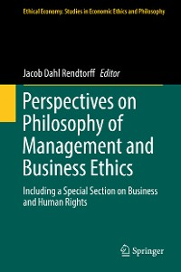 Cover Perspectives on Philosophy of Management and Business Ethics