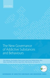 Cover New Governance of Addictive Substances and Behaviours