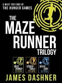 Cover Maze Runner Trilogy bundle