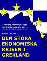Cover Den stora ekonomiska krisen i Grekland