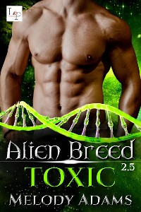 Cover Toxic - Alien Breed 2.5