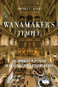 Cover Wanamaker's Temple