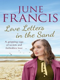 Cover Love Letters in the Sand