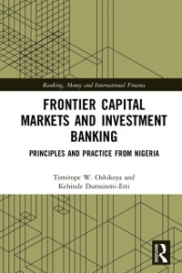 Cover Frontier Capital Markets and Investment Banking