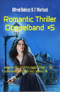 Cover Romantic Thriller Doppelband  #5