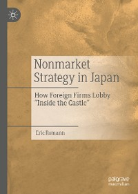 Cover Nonmarket Strategy in Japan