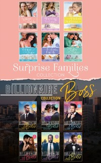Cover Surprise Families And Billionaire Bosses Collection