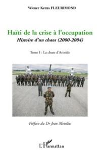 Cover HaIti de la crise A l'occupation - histoire d'un chaos (2000