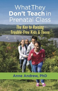 Cover What They Don't Teach in Prenatal Class