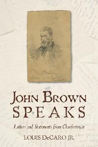 Cover John Brown Speaks