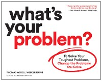 Cover What's Your Problem?