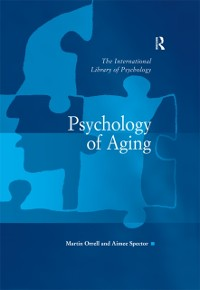 Cover Psychology of Aging