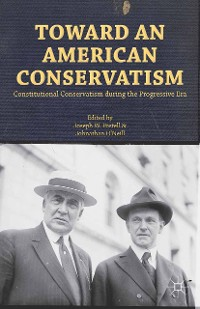 Cover Toward an American Conservatism