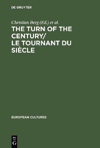 Cover The Turn of the Century/Le tournant du siècle
