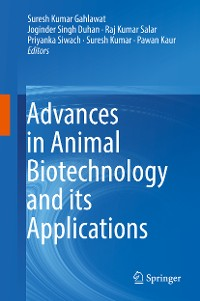 Cover Advances in Animal Biotechnology and its Applications