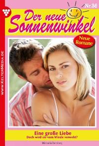 Cover Der neue Sonnenwinkel 36 – Familienroman