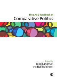 Cover The SAGE Handbook of Comparative Politics