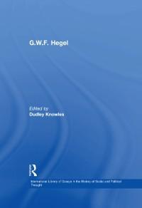 Cover G.W.F. Hegel
