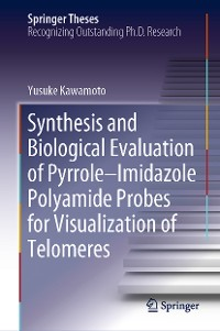 Cover Synthesis and Biological Evaluation of Pyrrole–Imidazole Polyamide Probes for Visualization of Telomeres