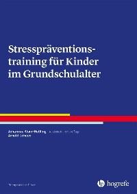 Cover Stresspräventionstraining für Kinder im Grundschulalter