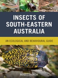 Cover Insects of South-Eastern Australia
