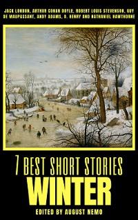 Cover 7 best short stories - Winter