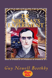 Cover Dr. Nikola's Experiment