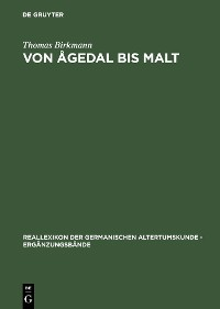 Cover Von Ågedal bis Malt