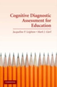 Cover Cognitive Diagnostic Assessment for Education