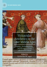 Cover Vernacular Aesthetics in the Later Middle Ages