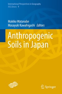 Cover Anthropogenic Soils in Japan