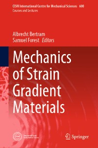 Cover Mechanics of Strain Gradient Materials