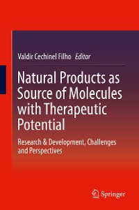 Cover Natural Products as Source of Molecules with Therapeutic Potential