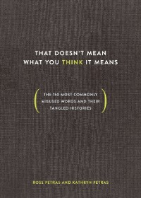 Cover That Doesn't Mean What You Think It Means